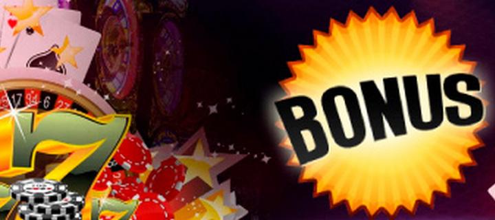 казино бонусы 2020 онлайн